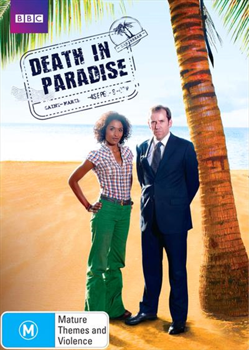 Death In Paradise | DVD