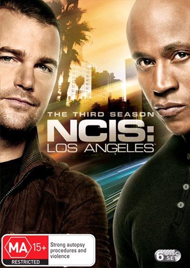 NCIS - Los Angeles - Season 3 | DVD
