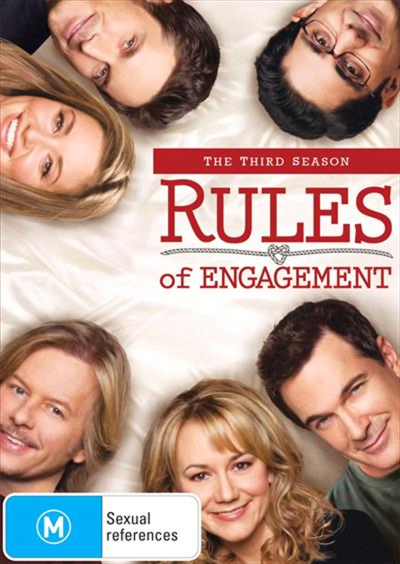 Rules Of Engagement - Season 3 | DVD