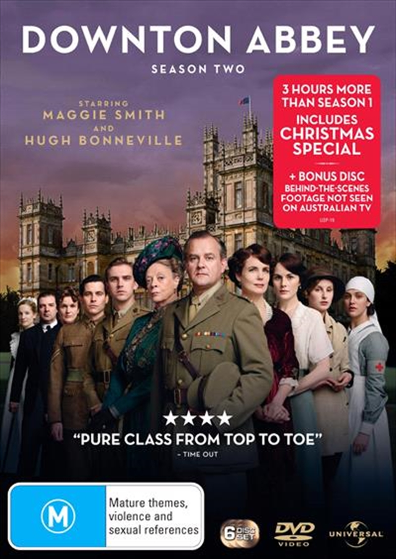 Downton Abbey - Season 2 | DVD