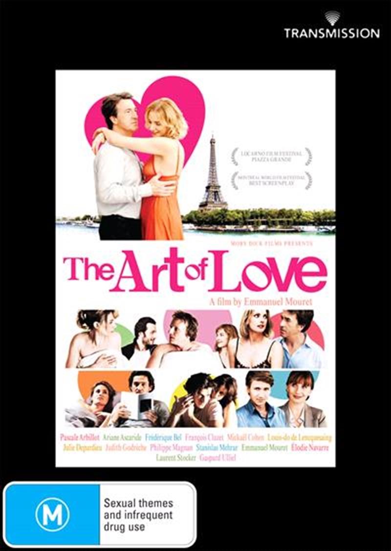 Art Of Love, The   DVD