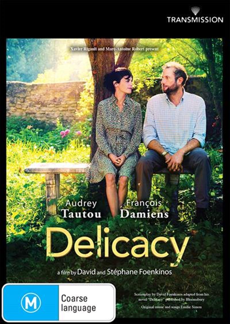 Delicacy | DVD