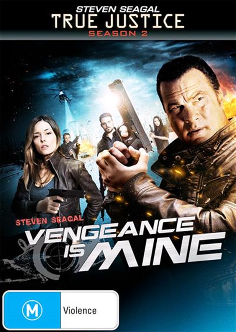 True Justice - Vengeance Is Mine | DVD