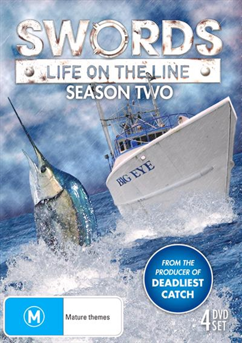 Swords: Life On The Line: Season 2 | DVD