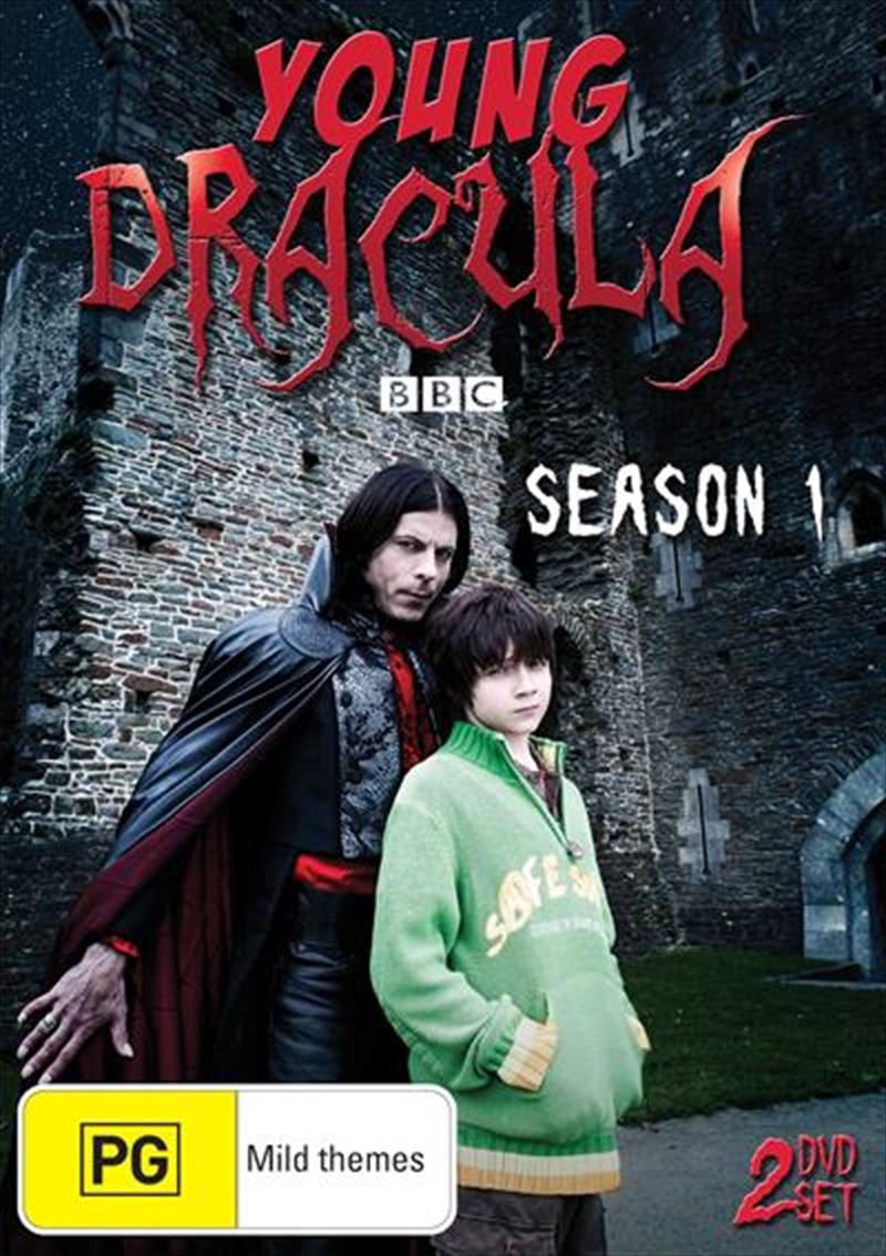 Young Dracula - Season 1 | DVD