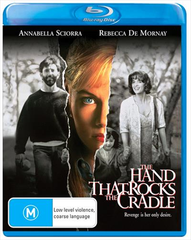 Hand That Rocks The Cradle, The | Blu-ray