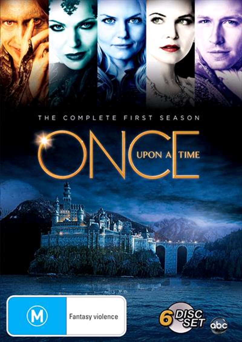 Once Upon A Time - Season 1 | DVD