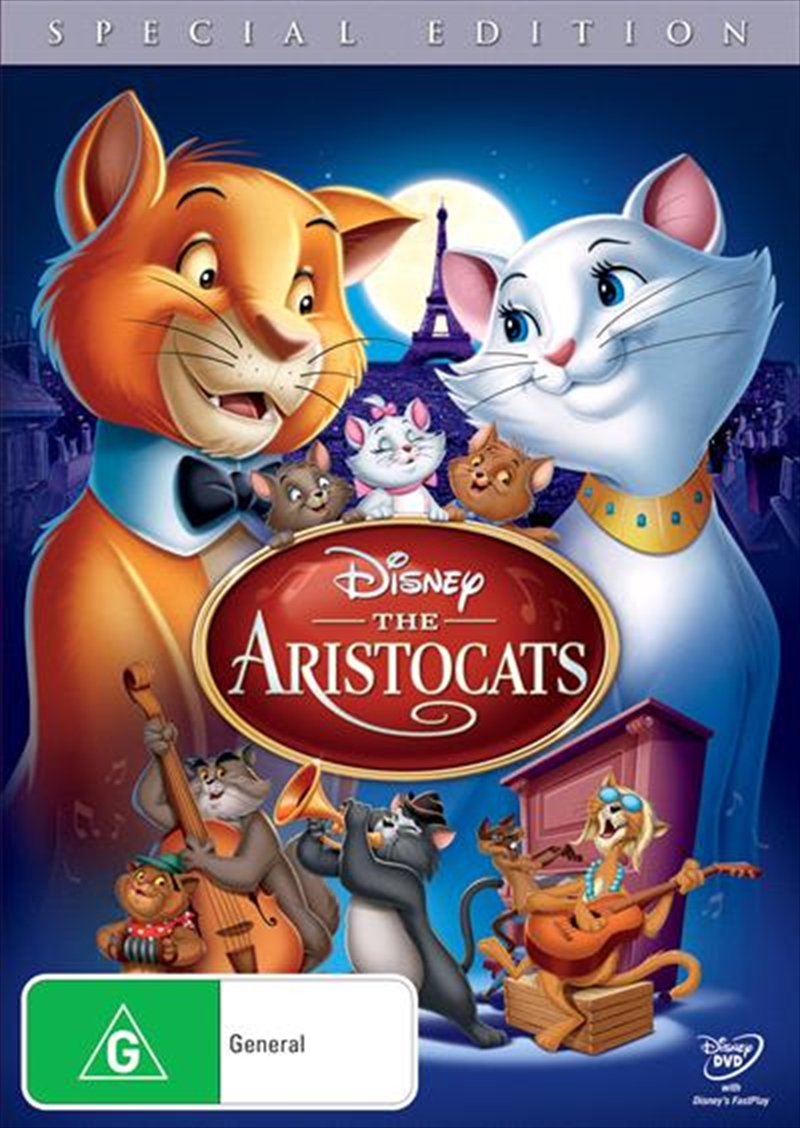 Aristocats: Special Edition | DVD