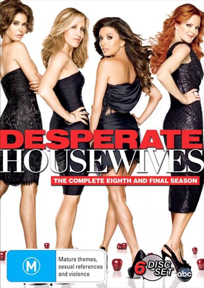 Desperate Housewives - Season 8 | DVD