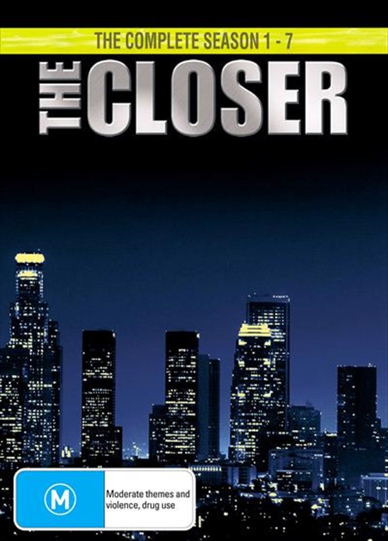 Closer - Complete Collection, The | DVD