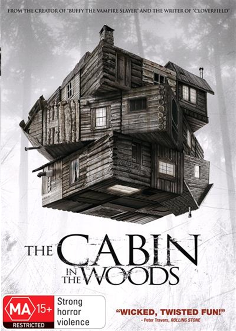 Cabin In The Woods, The | DVD
