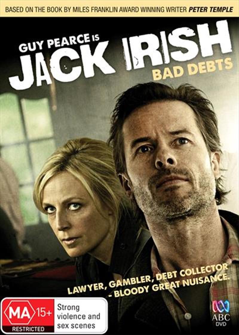 Jack Irish - Bad Debts | DVD