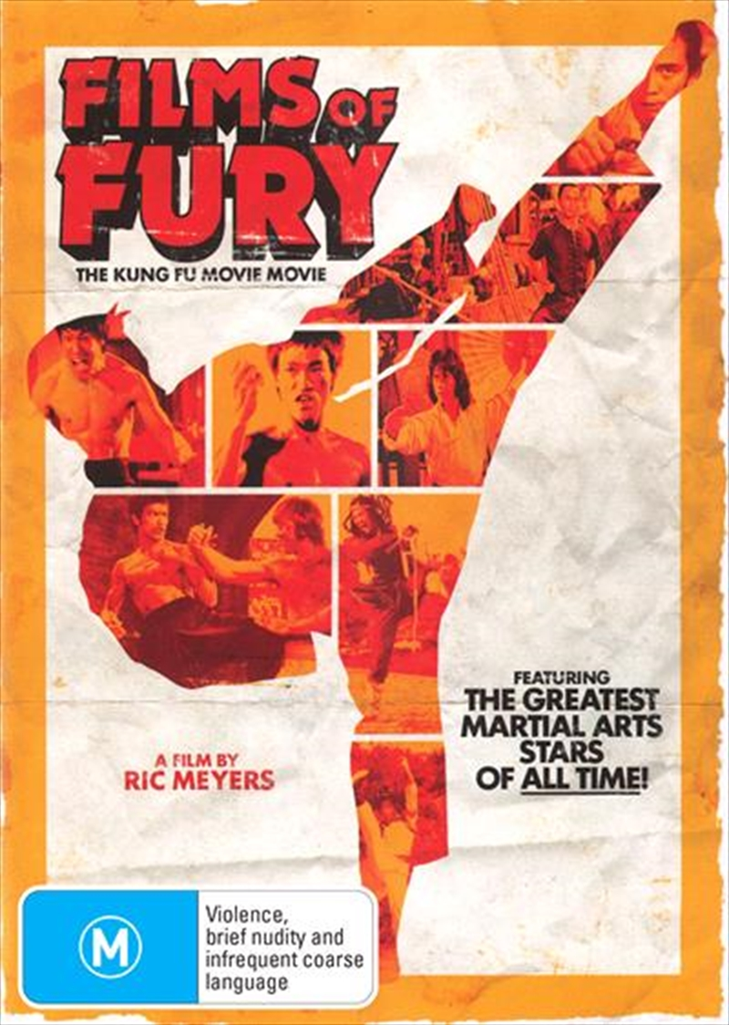 Films of Fury   DVD