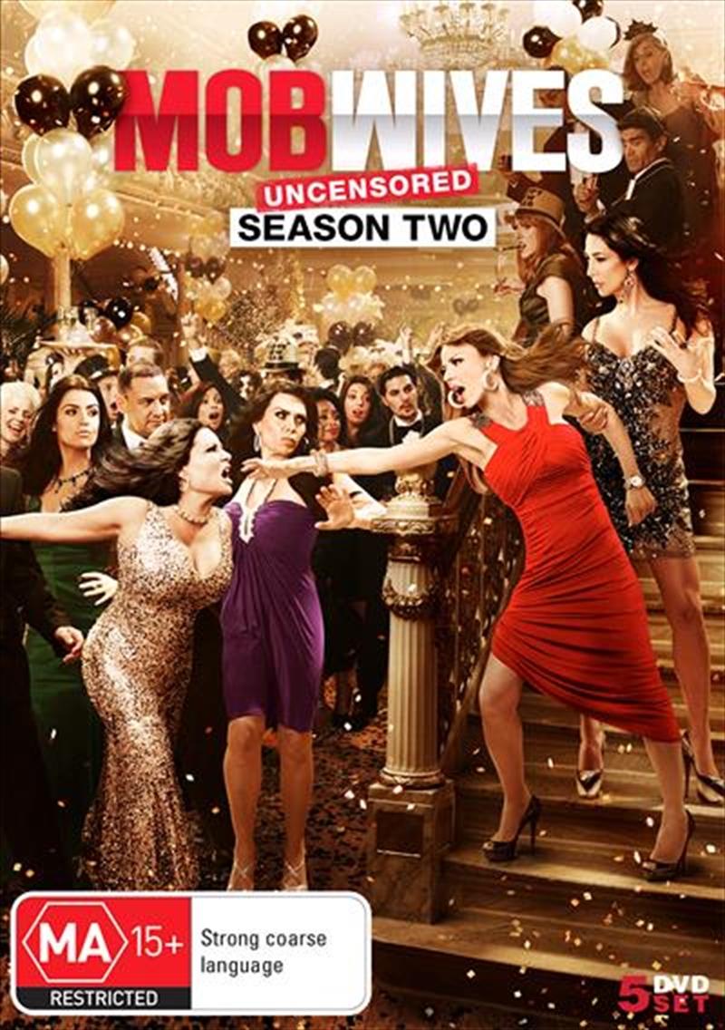 Mob Wives - Season 2 | DVD