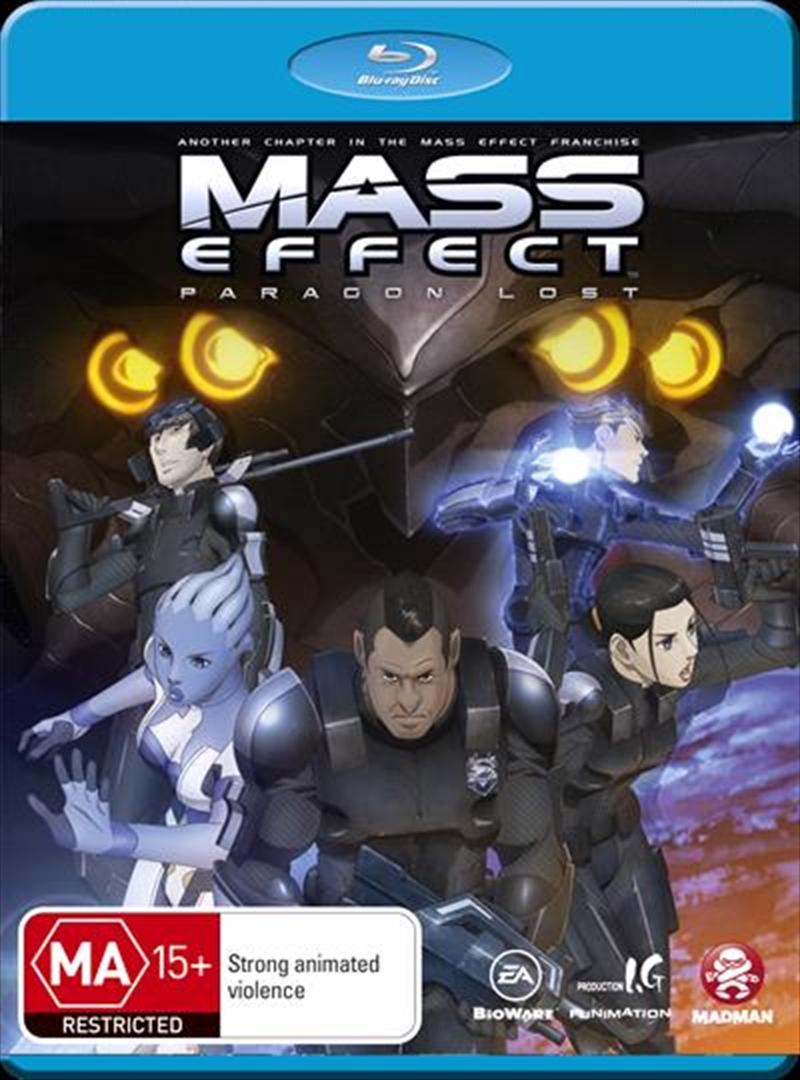 Mass Effect - Paragon Lost | Blu-ray