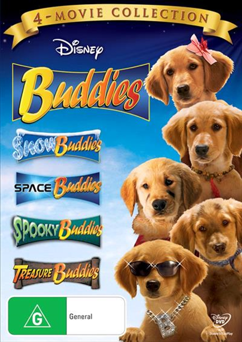 Buddies - Collection   DVD