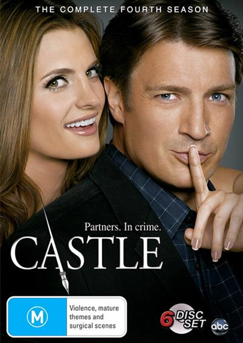 Castle - Season 4 | DVD