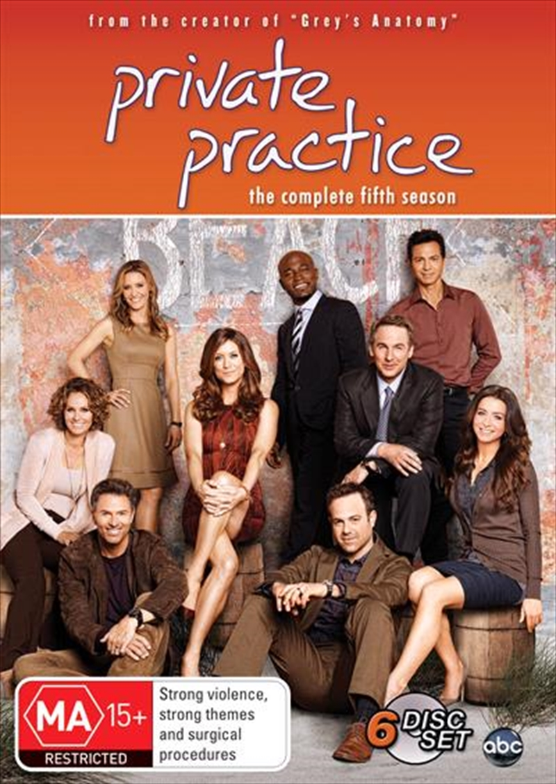 Private Practice - Season 5 | DVD