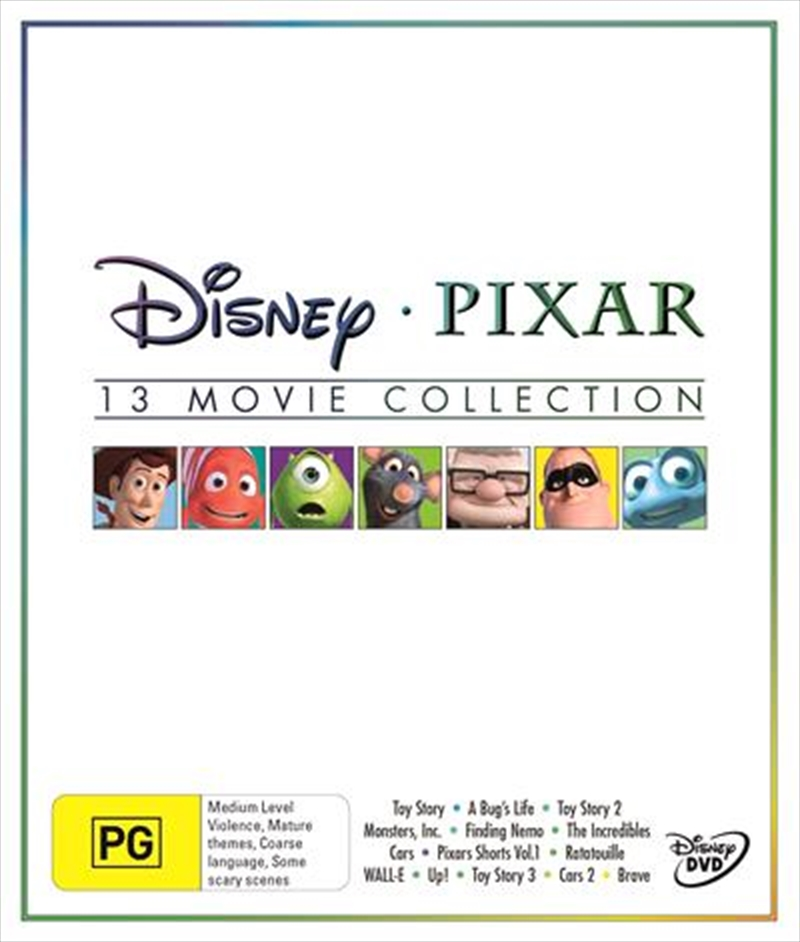 Pixar Collection - Limited Edition Boxset   DVD