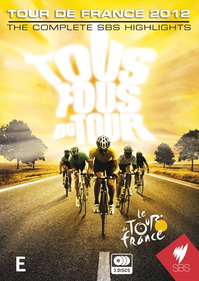 Tour De France 2012: The Complete Highlights | DVD