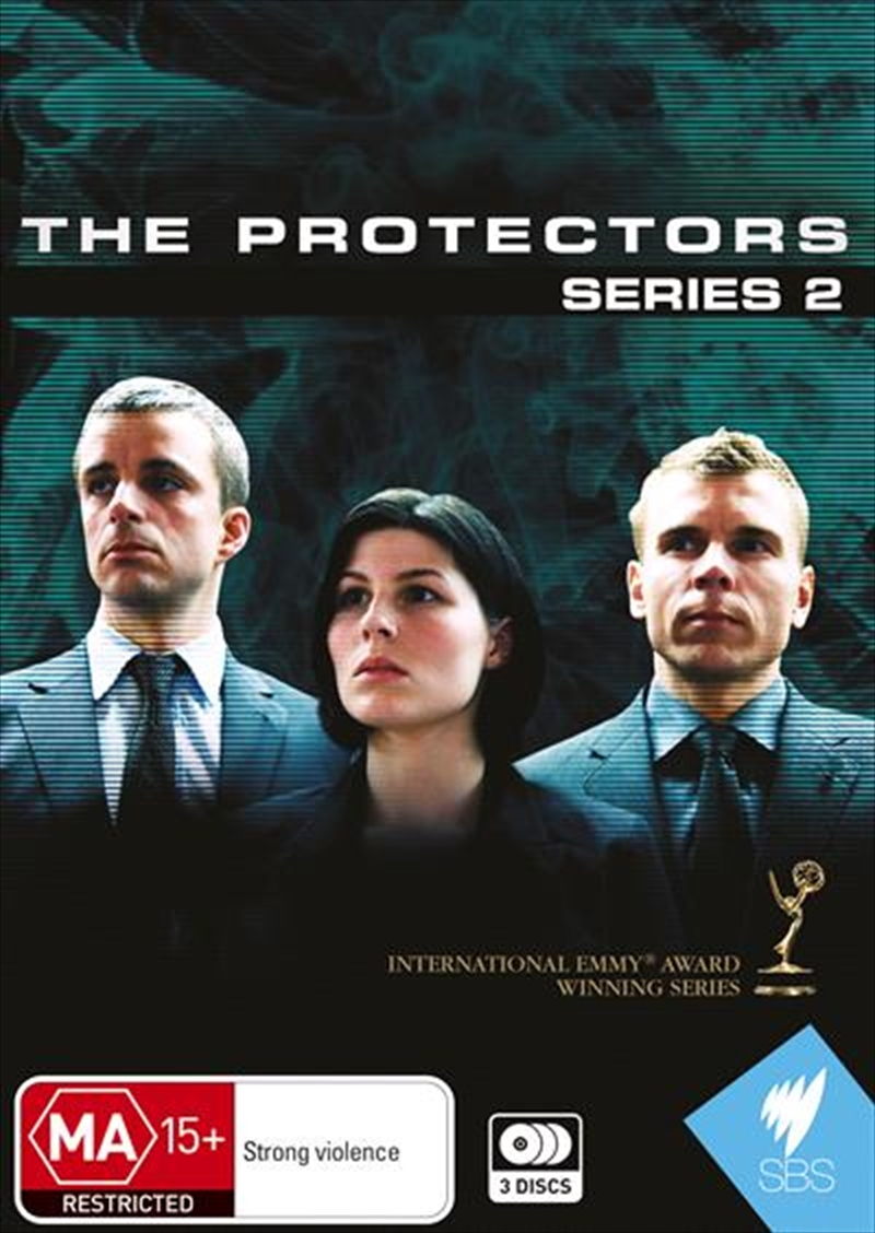 Protectors, The - Series 2 | DVD