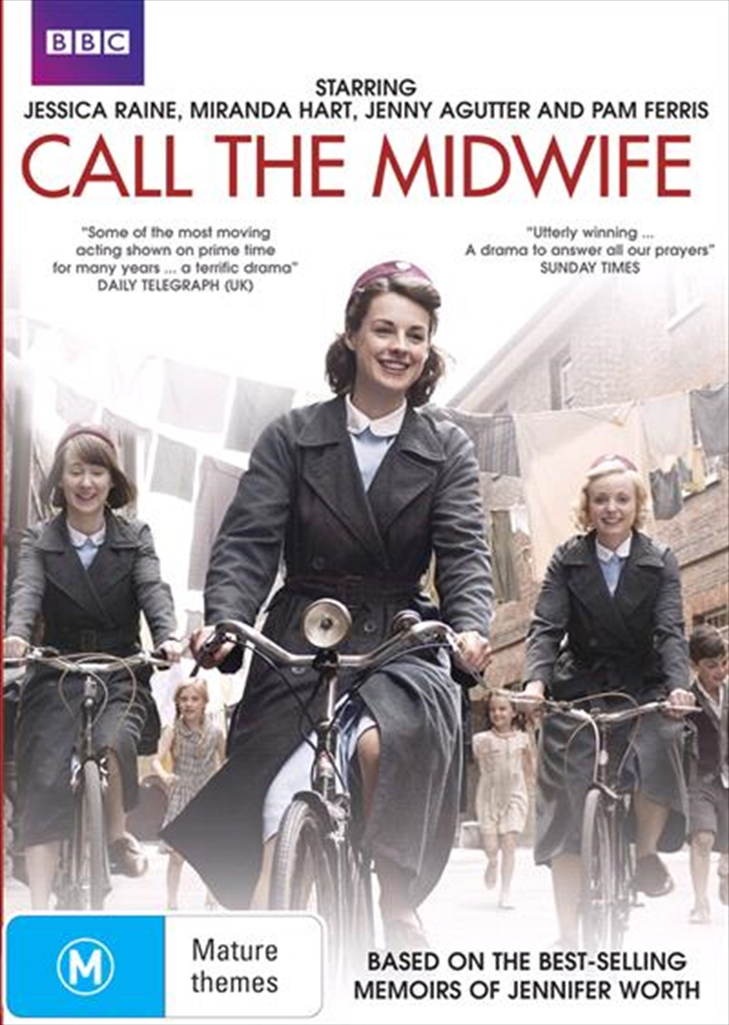 Call The Midwife | DVD