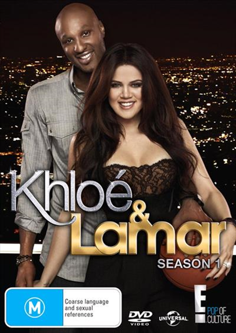 Khloe and Lamar - Series 1 | DVD