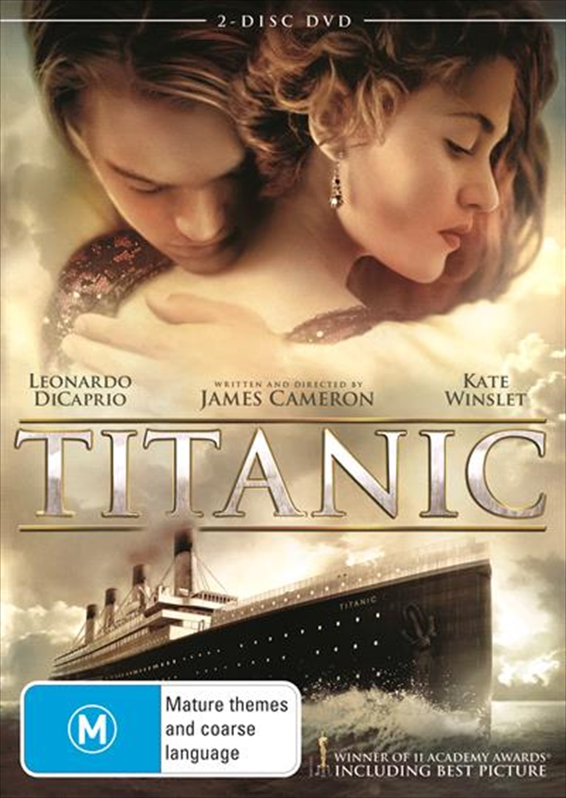Titanic - Digitally Remastered Edition | DVD