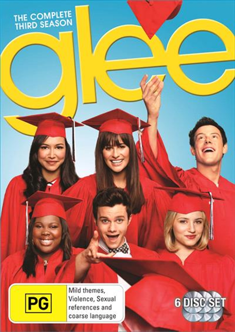 Glee - Season 3 | DVD