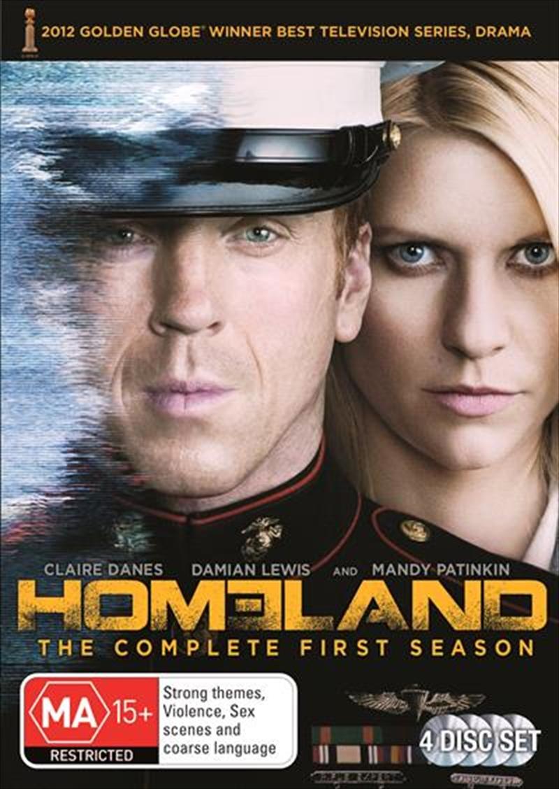 Homeland - Season 1 | DVD