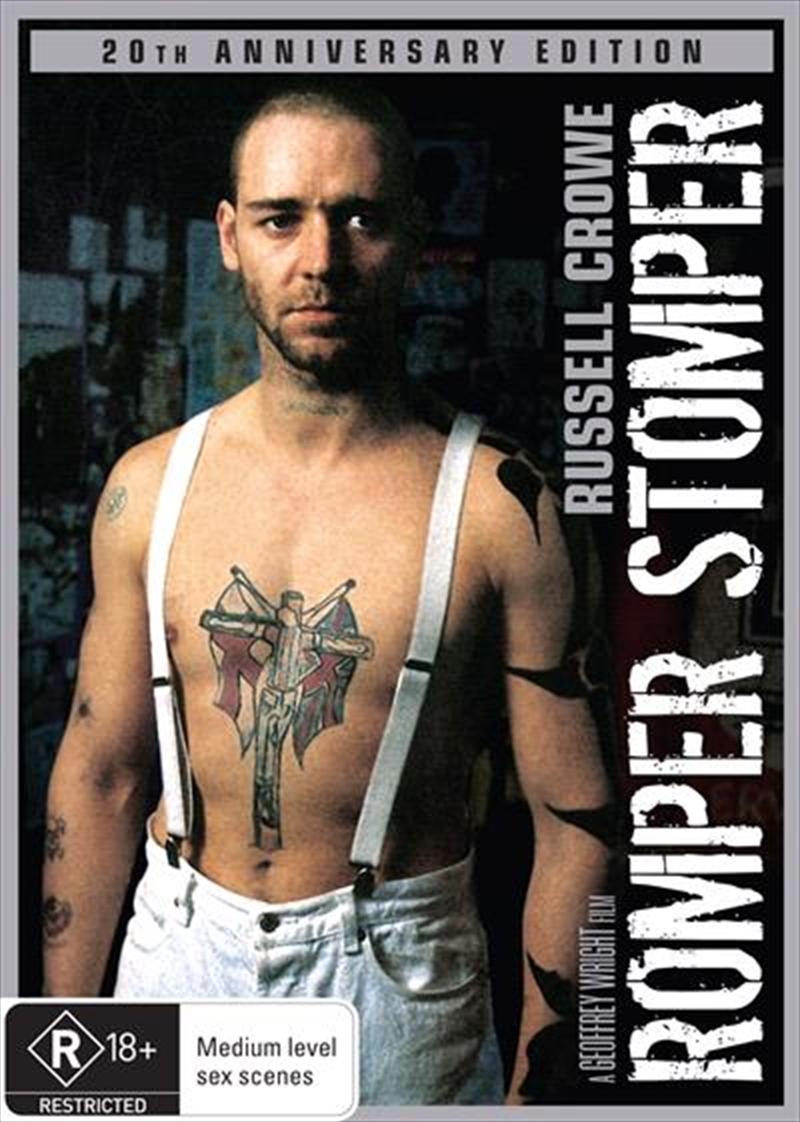 Romper Stomper - 20th Anniversary Edition | DVD