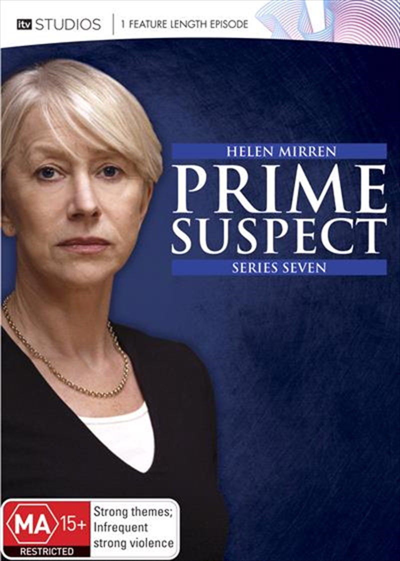 Prime Suspect - The Final Act - Series 7 | DVD