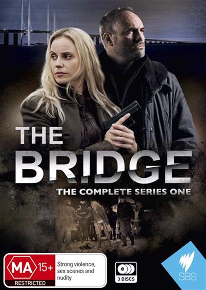 Bridge - Series 1, The | DVD