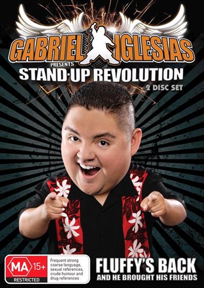 Gabriel Iglesias Friend Mando Buy Gabriel Igl...