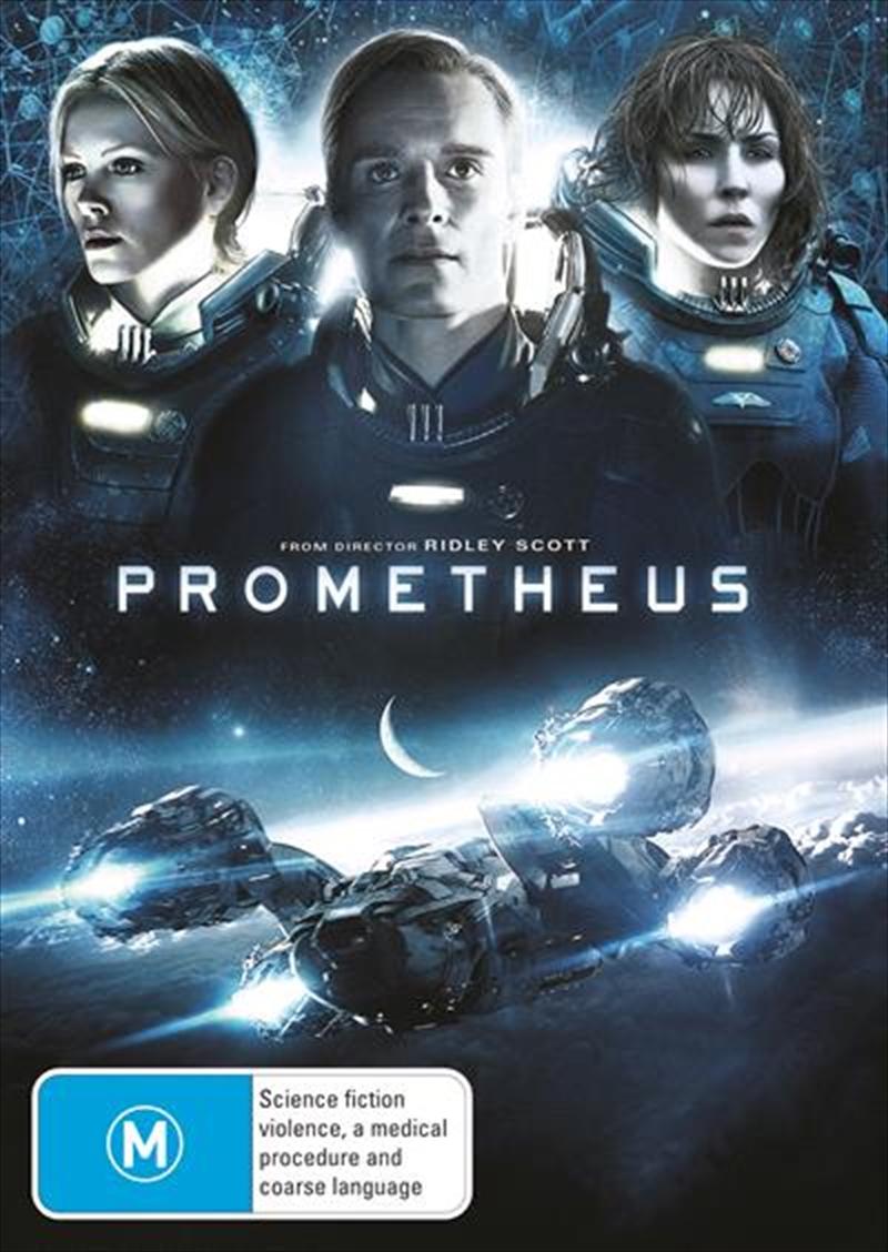Prometheus | DVD
