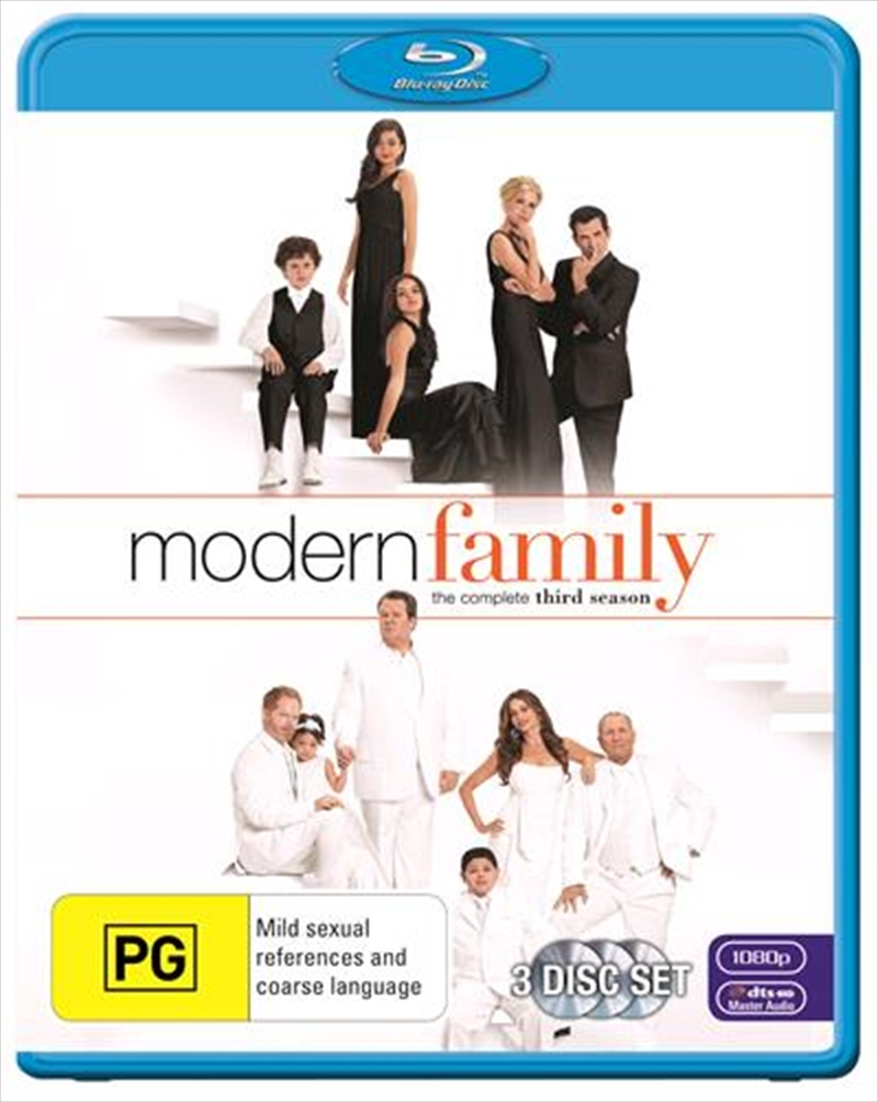 Modern Family - Season 3 | Blu-ray
