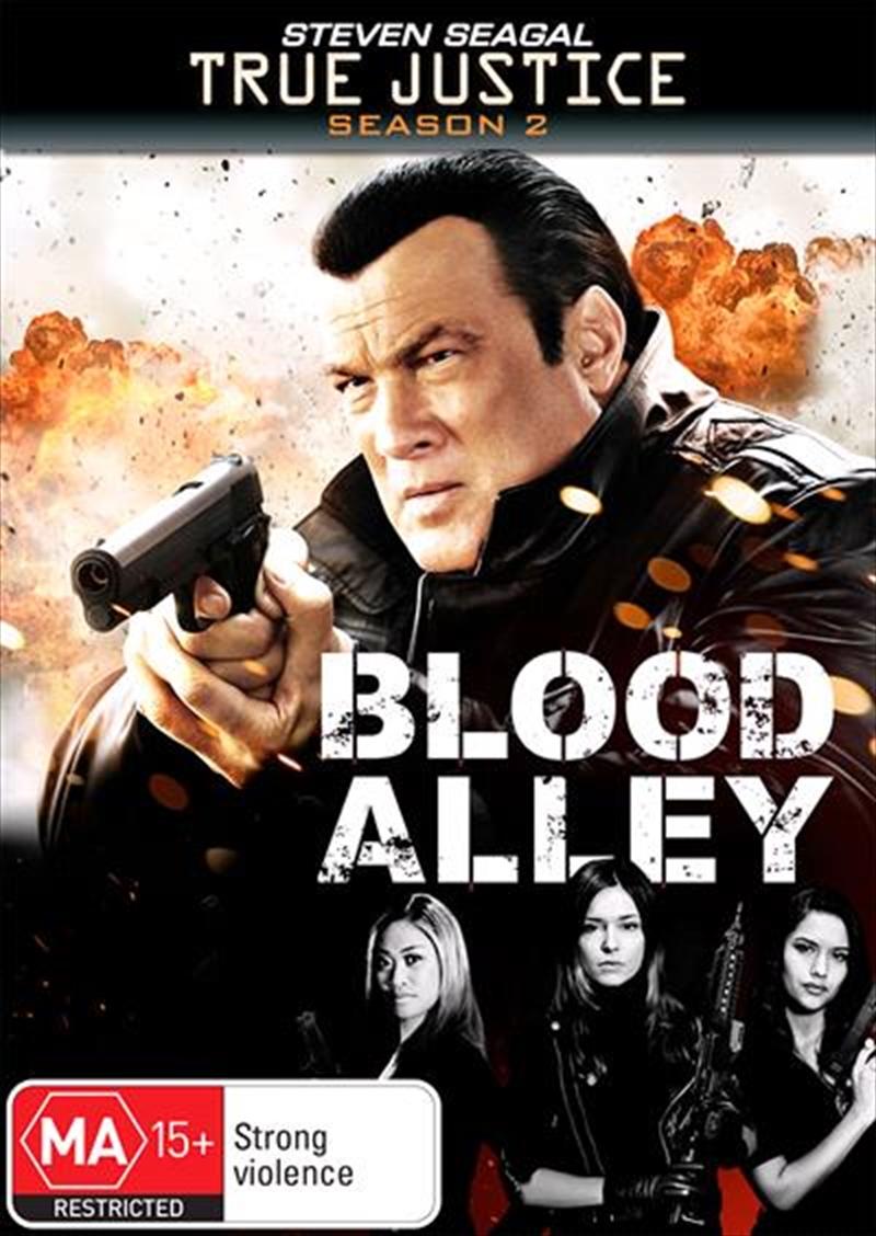 True Justice - Blood Alley | DVD