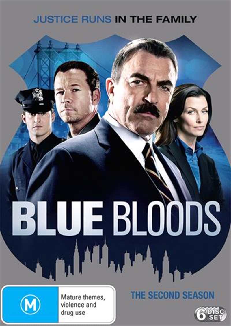Blue Bloods - Season 2 | DVD