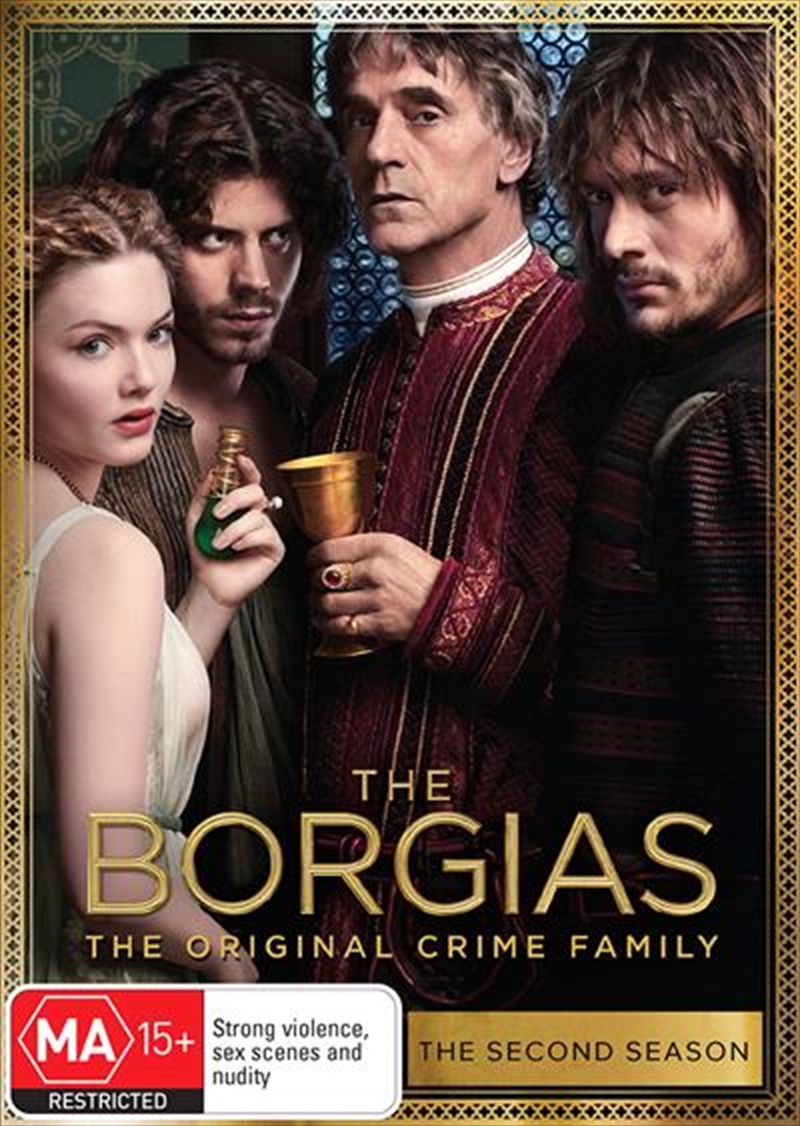 Borgias - Season 2, The | DVD