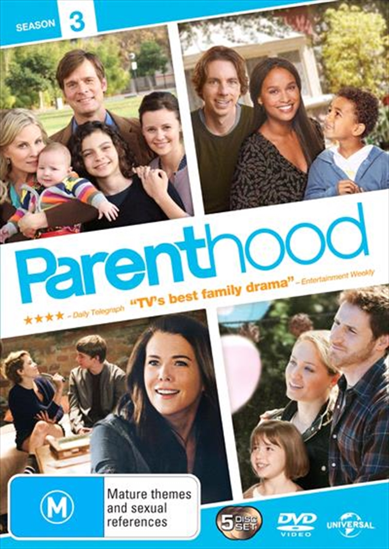 Parenthood - Season 3 | DVD