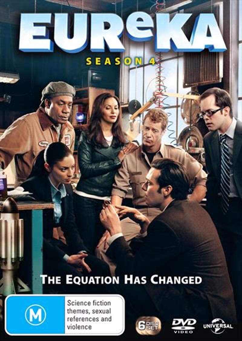 Eureka - Season 4