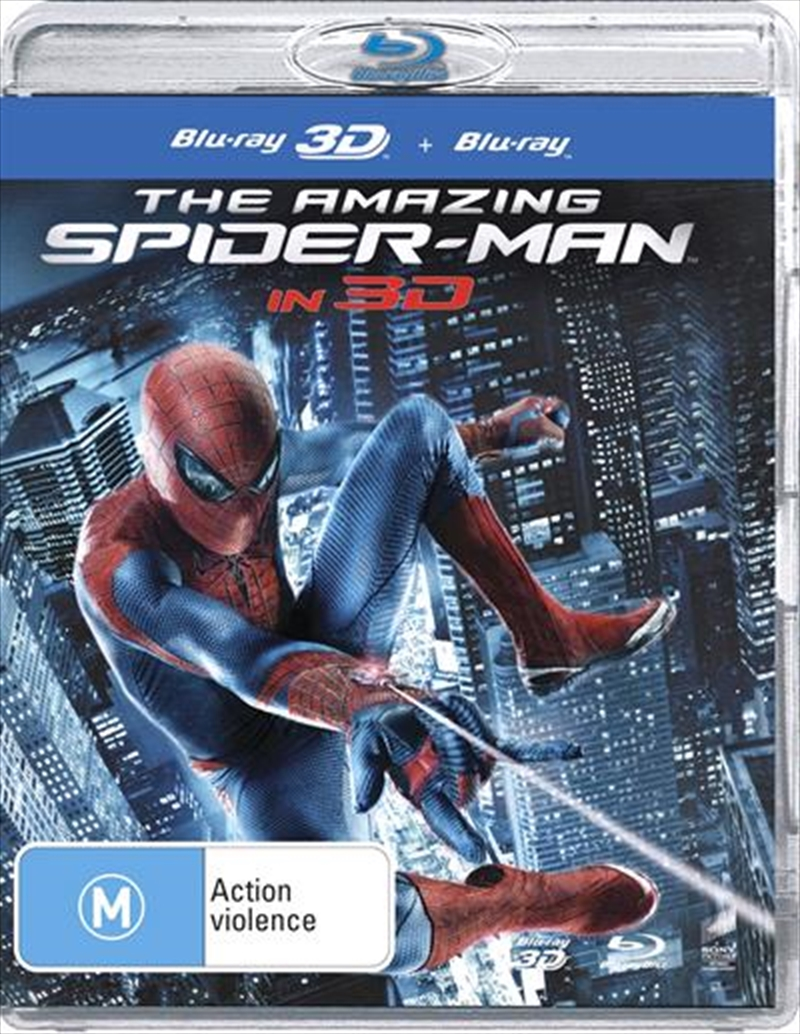 Amazing Spider-Man | Blu-ray 3D
