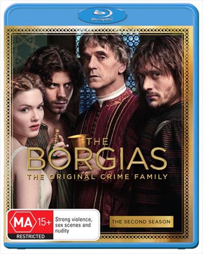 Borgias - Season 2, The | Blu-ray