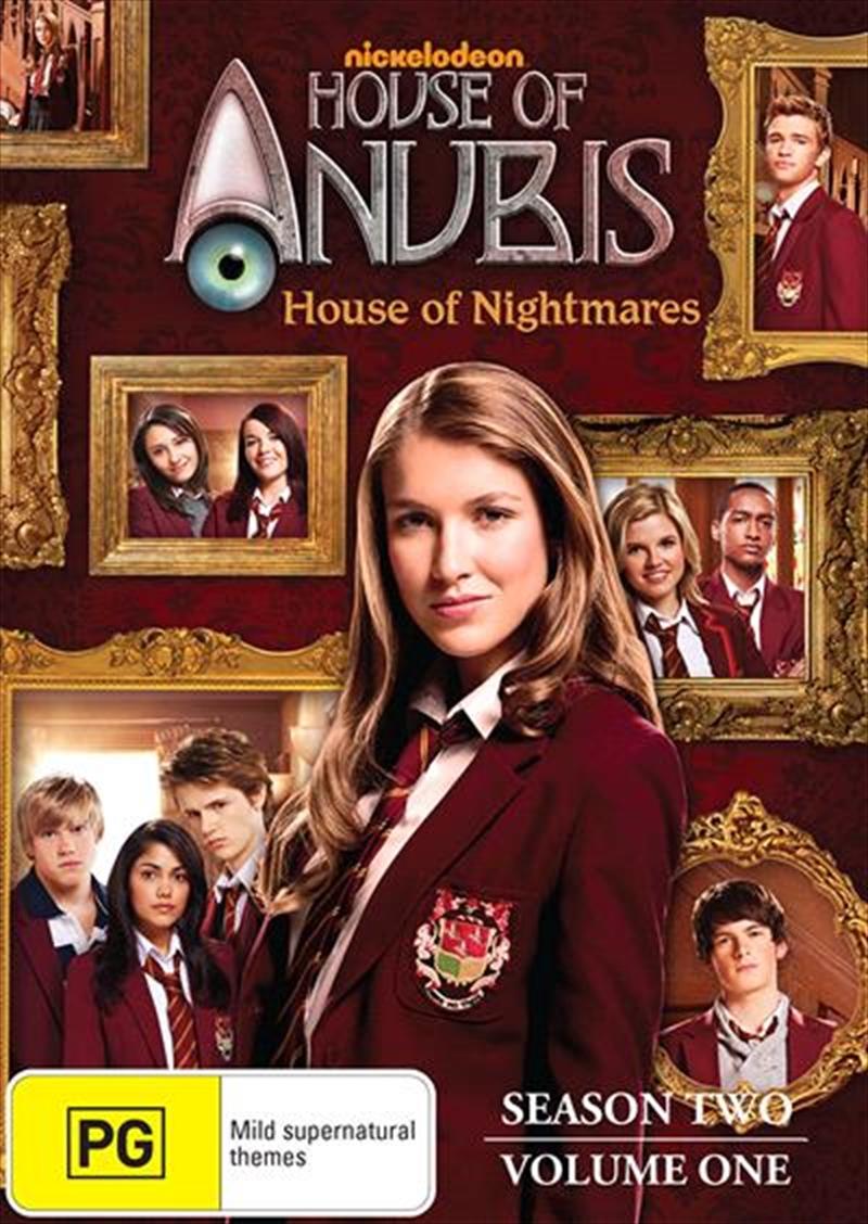 House Of Anubis - House Of Nightmares - Season 2 - Vol 1 | DVD