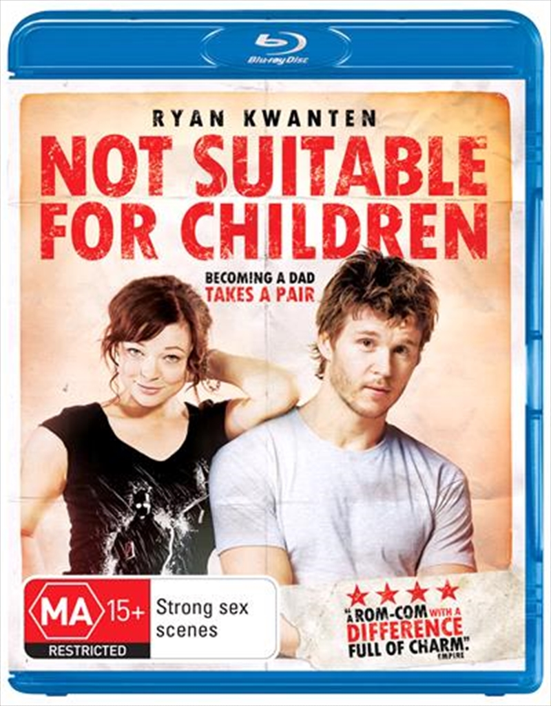 Not Suitable For Children | Blu-ray