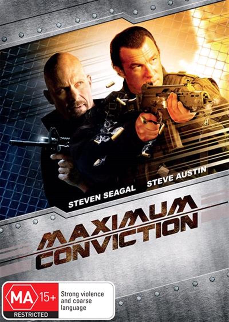 Maximum Conviction | DVD