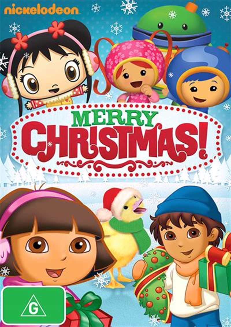 Nickelodeon Favorites - Merry Christmas! | DVD
