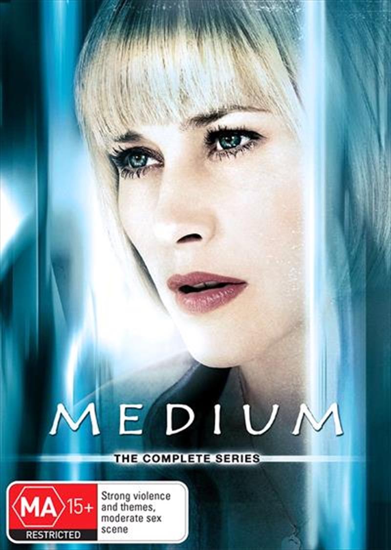 Medium - Season 1-7 | Boxset | DVD