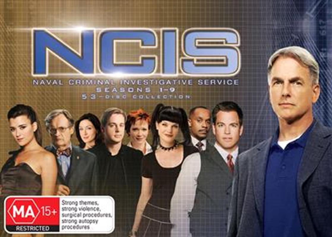 NCIS - Season 1-9 | Boxset