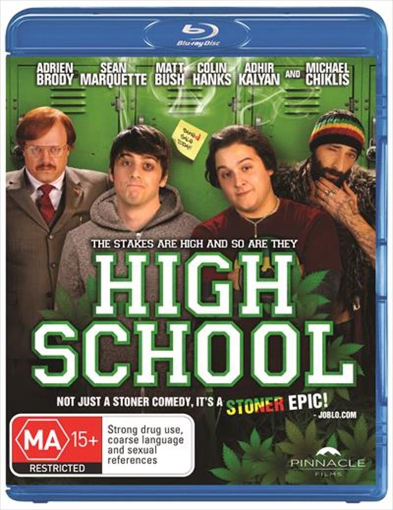 High School | Blu-ray